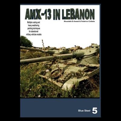 Blue Steel: AMX-13 in Lebanon
