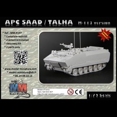 APC SAAD / TALHA (M-113 version)