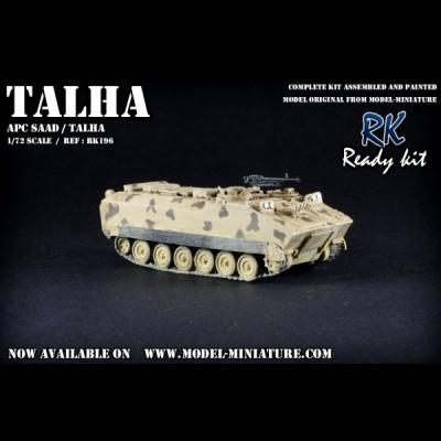 APC SAAD / TALHA, Ready kit, 1/72