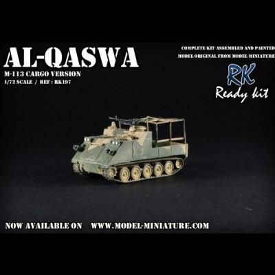 Al-Qaswa, Ready Kit, 1/72