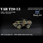 VAB T20-13, Ready Kit, 1/72