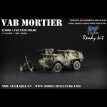 VAB mortar, (OTAN), Ready Kit, 1/72