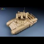 BMPT-72, 1/35, Tiger Model