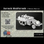 Israeli Halftrack 120mm mortar