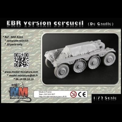 EBR version cercueil (Funeraille de De Gaulle)