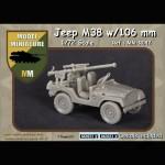 Jeep M38 w/106 mm