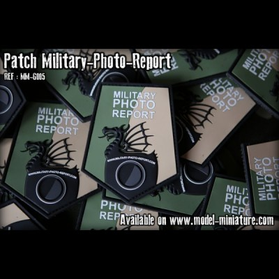 PVC Patch Military-Photo-Report