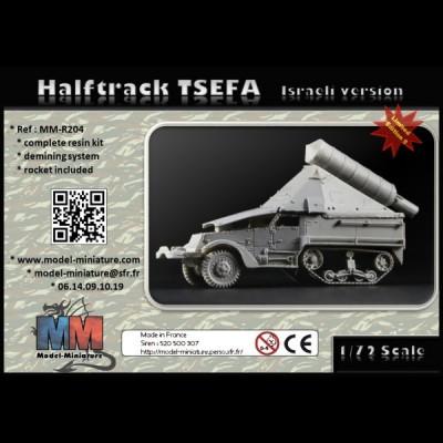 Halftrack Tsefa (Israeli)