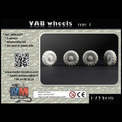VAB wheels type 3