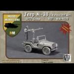 Jeep M-38 (lebanese civil war)