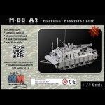 M-88 A2 HERCULES (recovery tank Patton)