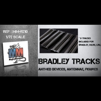 Tracks for Bradley, MLRS, LRU