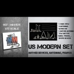 Accessory and figure US modern