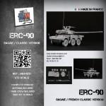 ERC-90 Sagaie / French classic version