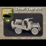 Israeli Jeep M-38