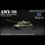 AMX-30 BRENUS, Ready Kit, 1/72