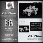 VBL Panhard (7.62mm version)