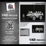 VAB Prevote (gendarmerie in Lebanon)