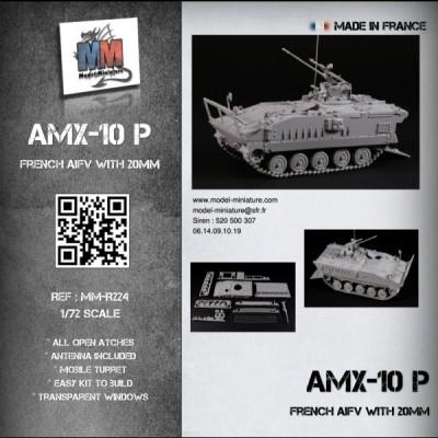AMX-10 PH (char français avec canon de 20mm)