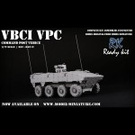 VBCI VPC (command post vehicle)
