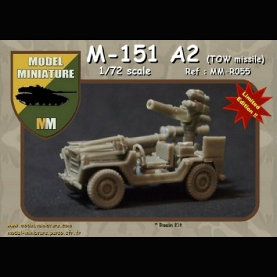 M-151 A2 (Tow missile)