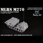 MLRS / M270 (US, German and Israeli version)