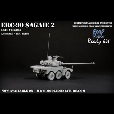 ERC SAGAIE 2 (late version)
