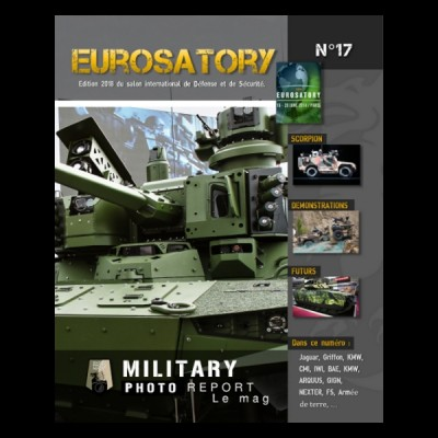 Eurosatory 2018 (salon International de la Défense et de la Sécurité)