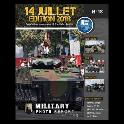 14 juillet, édition 2018