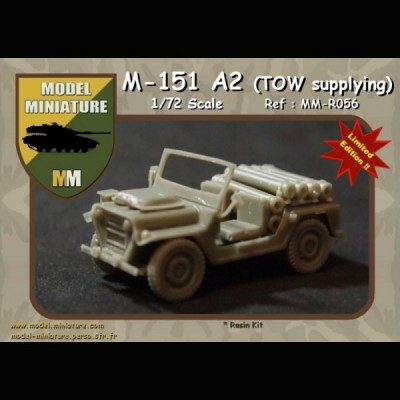M-151 A2 (Tow supplying)