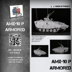 AMX-10P (Armored version)