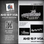 AMX-10 P VOA (artillery observation)