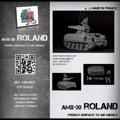 AMX-30 ROLAND (surface-to-air missile)