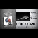 Leclerc MBT  (amelioration kit)