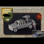 "Technical ""Pick-up"" + UB-32"