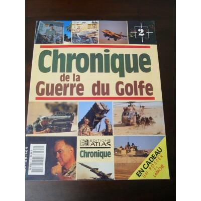 Chronique de la guerre du Golfe, Edition Atlas