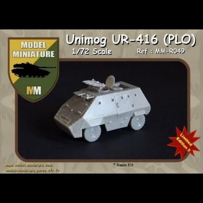 Unimog UR-416 (PLO)