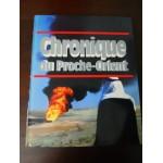 Chronique du Proche-Orient de 1900 à 1995