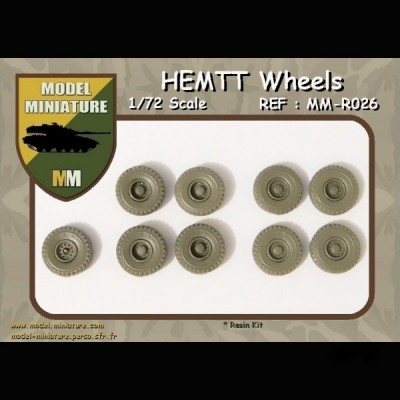 HEMTT Wheels