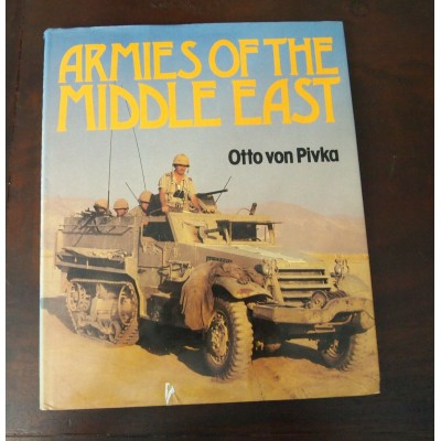 Armies of the Midlle East, Otton von Pivka