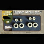Hummer Wheels, set 2