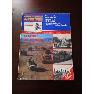 Connaissance de l'Histoire N°51: La guerre des six jours