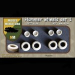 Hummer Wheels, set 1