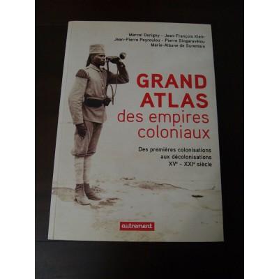 Grans atlas des empires coloniaux