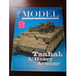 Hors Serie Model, Tsahal: Heavy Armour, maquette