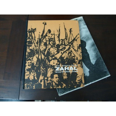 IDF ISRAEL DEFENCE FORCES ZAHAL DEFENSE ARMY 1963 MILITARY BOOK