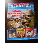 Israel Magazine: Uzi Dayan, de vrais frontiere pour Israel, N°119