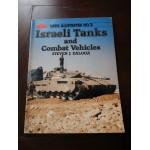 Israeli Tanks and Combat vehicles, Steven Zaloga, Tanks illustrated N°3