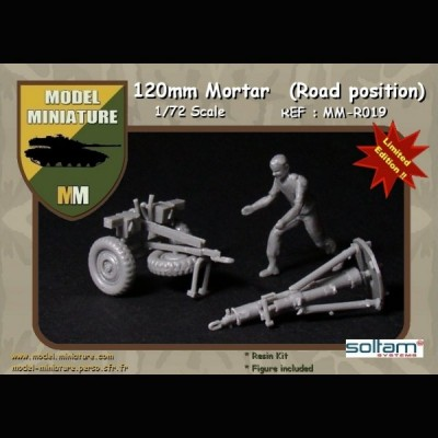 120mm Mortar (Road position)