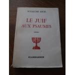 Le juif aux Psaumes, Schalom Aschi, Flammarion